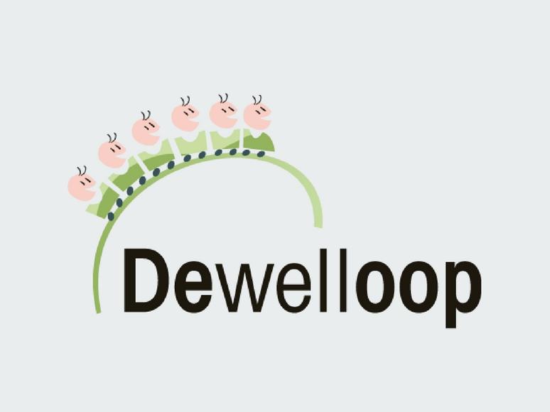 billede, logo, Dewelloop, http://www.dewelloop.dk, beboere, Workinn.dk, Randers